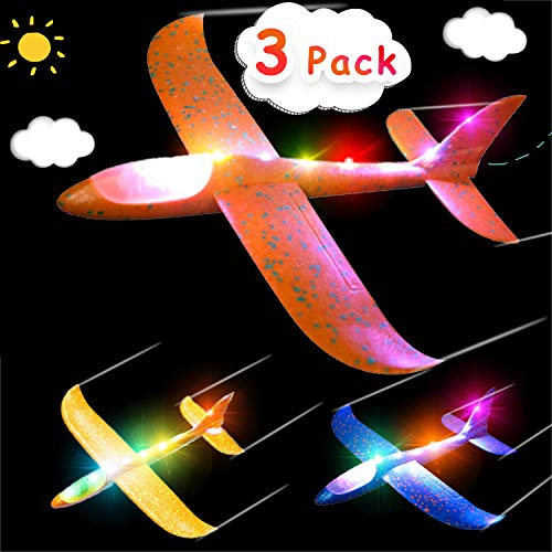 Airplane Toy for Kids, 3 Pack 13.5
