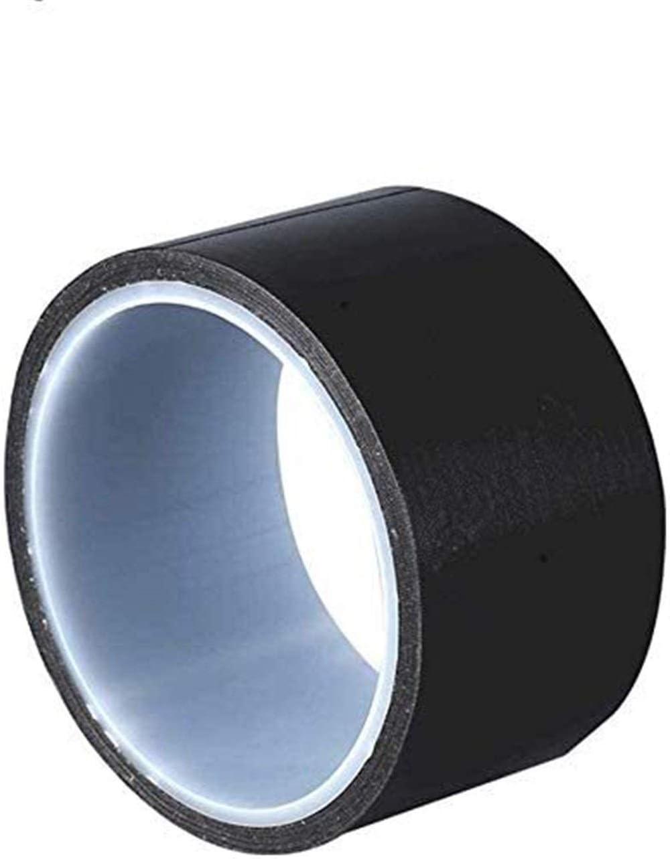 Negro de la cinta de teflón de alta temperatura cinta resistente al desgaste resistente a la corrosión cinta aislante PTFE película de cinta de la máquina de sellado al vacío de la máquina sellador de