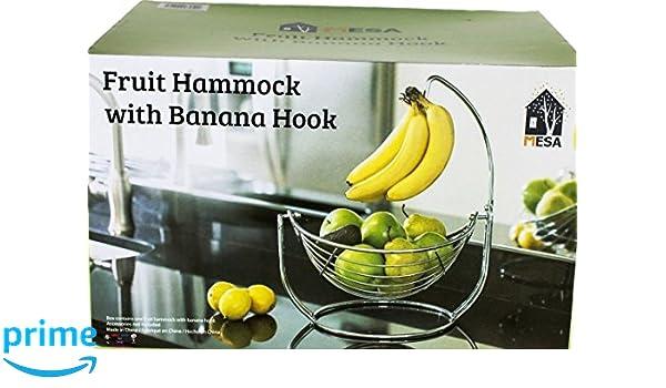 Amazon.com: Fruit Hammock with Banana Hook: Kitchen & Dining