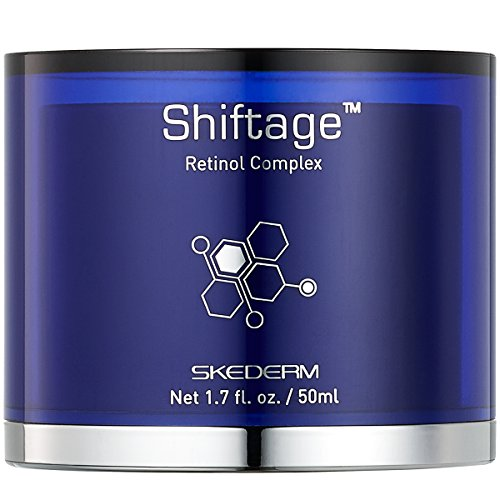 Skederm Shiftage Retinol Complex For Face 17 Fl Oz 50ml