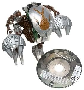 Lego Bionicle Bohrok-Kal Pahrak-Kal (BROWN) #8577