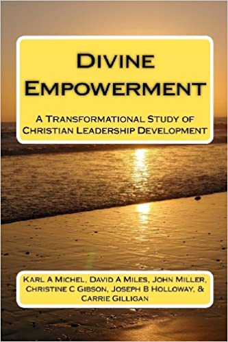 Book Divine Empowerment: A Transformational Study of Christian Leadership Development