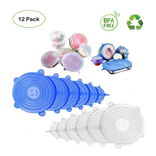 Silicone Stretch Reusable Expandable Containers product image