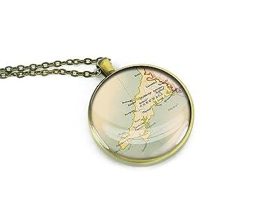 Custom England Map Necklace I heart England Necklace England Map Pendant