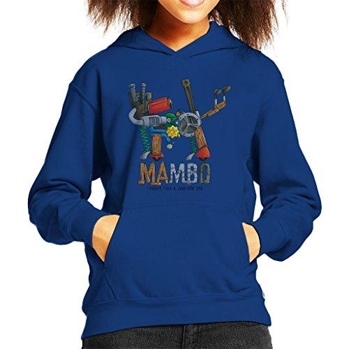 Official Mambo Mambo Junk Yard Dog Kid's Hooded Sweatshirt -