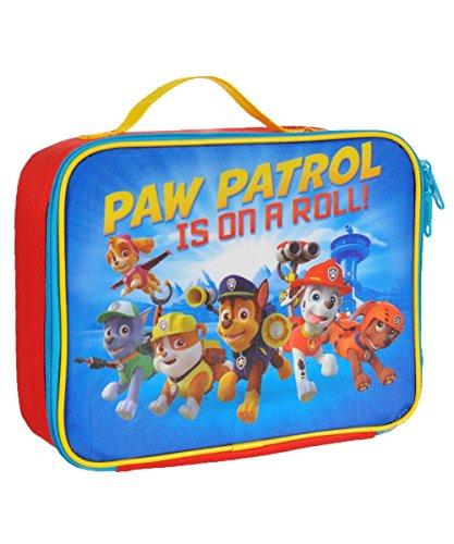 Paw Patrol Soft Lunch Box (Paw Patrol Red)