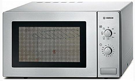 Bosch - Microondas con grill hmt82g450 acabado acero ...