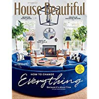 1-Year (10 Issues) of House Beautiful Magazine Subscription