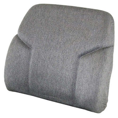 Backrest Fabric Gray Case IH 7150 9230 7110 5250 5140 5120 9240 9210 9110 7240 9380 9350 7220 5230 8910 7230 9130 7140 9270 8950 8920 8940 9310 9330 8930 7120 5130 7130 7250 9370 7210 5240 5220 9280 by All States Ag Parts