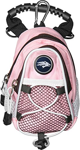 Nevada Wolfpack Golf Mini Day Pack Golf Pink - Licensed N...