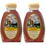 Sourwood Honey - Pure Natural Raw Kosher (16oz x2)