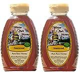 Sourwood Honey - Pure Natural Raw Kosher (16oz x2)