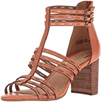 Aerosoles Women's Highway Dress Sandal, Orange, Size 10 US