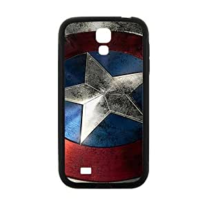 Cool painting captain america's shield Phone Case for Samsung Galaxy S4