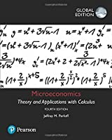 Microeconomics: Theory and Applications with Calculus, 4th Global Edition Front Cover