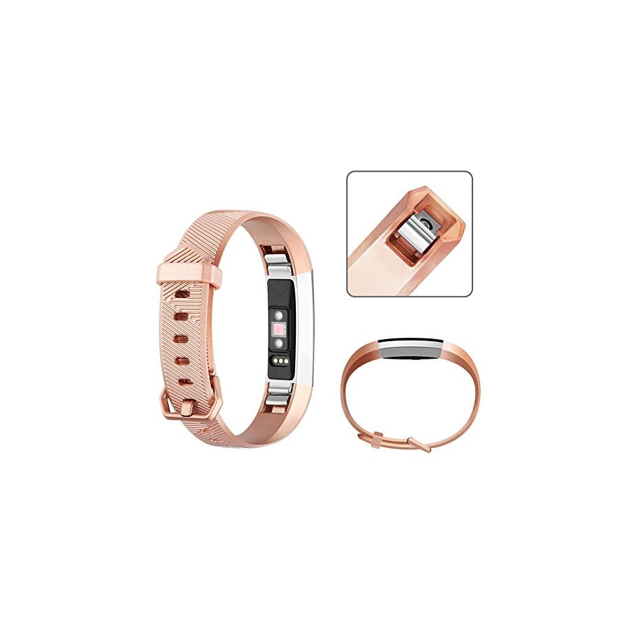 Vancle For Fitbit Alta Band/Alta HR/Ace Band, Newest Replacement Wristbands for Fitbit Ace 2018/Alta HR 2017/Alta 2016
