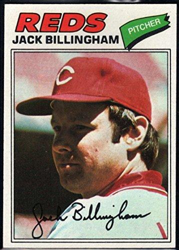 Baseball MLB 1977 Topps #512 Jack Billingham Reds