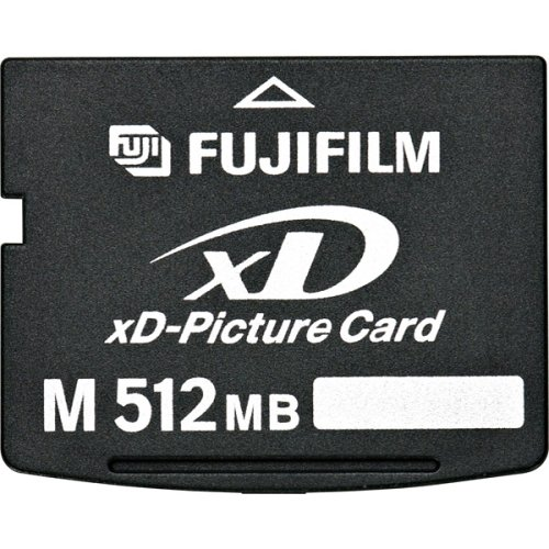 (SanDisk 512 MB Type M xD-Picture Card ( SDXDM-512, Retail Package) )
