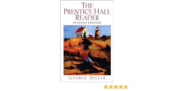 The Prentice Hall Reader Seventh Edition