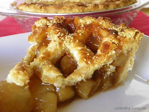 Fresh Pie - APPLE PIE FRESH BAKED BAKERY 8