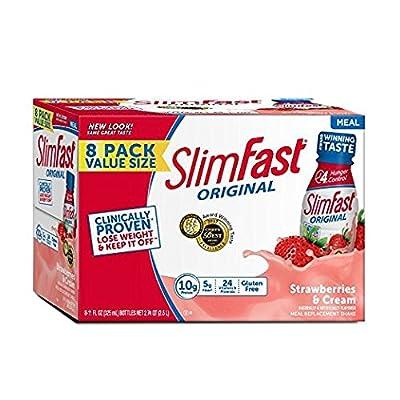 Slim Fast Replacement Shake
