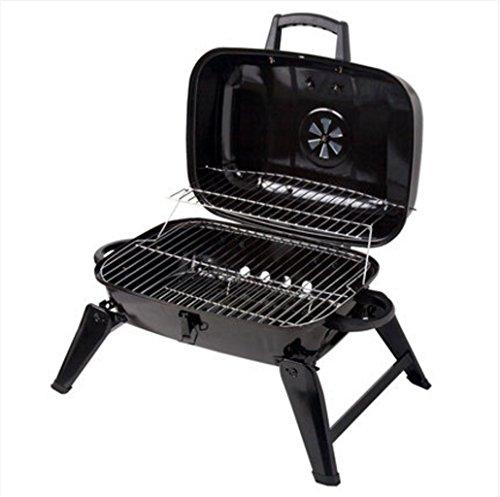 BBQ Grill esterno, Griglia a carbone, Griglia in acciaio inox, Griglia pieghevole multifunzione,53cm39cm18cm (4.5kg)