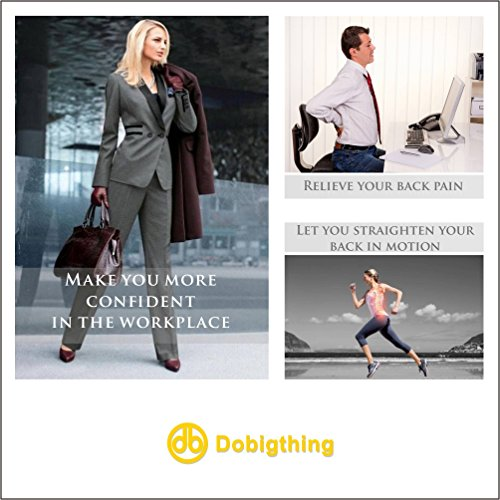 Back Posture Corrector for Women Men Kids, Back Brace,Clavicle Brace,Effective and Comfortable Posture Brace,The Elastic Design of The Back are More Comfortable and Convenient Than The Old Ones. by dobigthing (Image #7)