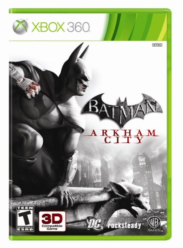 Batman: Arkham City for Xbox 360 (Superman Xbox One Game)