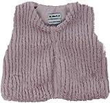 Product review for Mocha Noir Girls Faux Fur Vest - W7P314