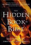 The Hidden Book in the Bible, Richard E. Friedman, 0060630035