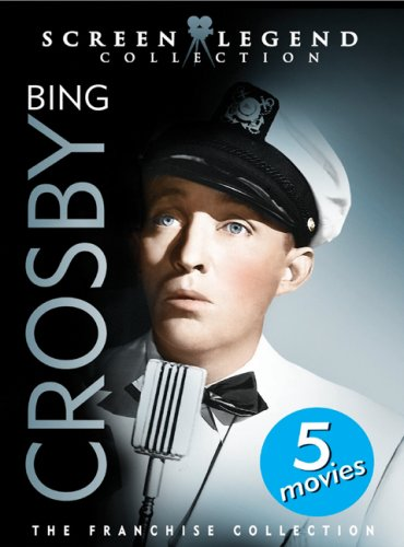 Bing Crosby: Screen Legend Collection (Double or Nothing / East Side of Heaven / Here Come the Waves / If I Had My Way / Waikiki - Waikiki Stores