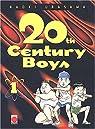 20th Century Boys, tome 1 par Urasawa