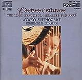 Ayako Shinozaki: Liebestraume. The Most Beautiful Melodies For Harp. [CD]