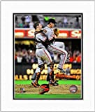 Tim Lincecum Buster Posey San Francisco Giants 2013 MLB No Hitter Celebration Photo 11x14 Matted