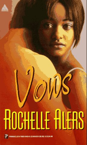 book cover of Vows