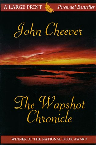 book cover of The Wapshot Chronicle