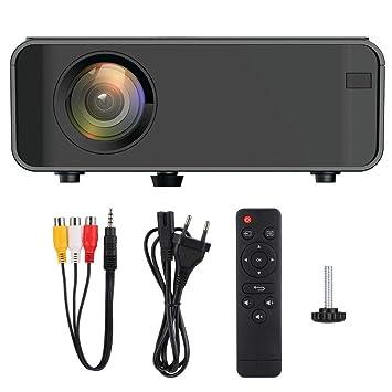 Mini proyector inalámbrico, proyector LED Inteligente, proyector ...
