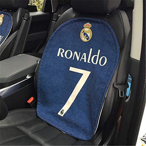 LONG Car Supplies Creative Cushions by Seat Cover Decorative Seat Cover Football Back Cushion Basketball Four Seasons Back Cushion,C