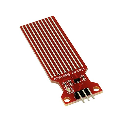 Water Level Sensor / Surface Height Detection Module 3V-5V for Water Depth Monitoring Devices from Optimus Electric
