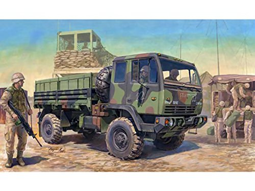 Trumpeter 01004 1/35 M1078 Light Medium Tactical Vehicle for sale  Delivered anywhere in USA