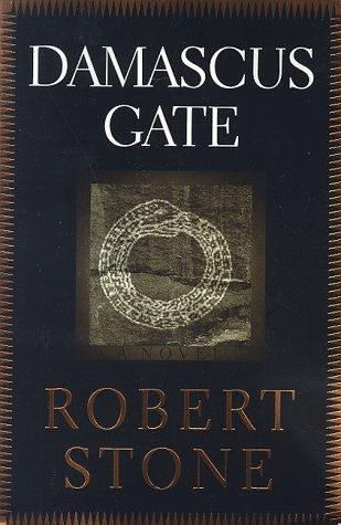 book cover of Damascus Gate