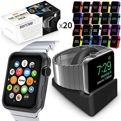 Orzly ULTIMATE PACK Apple Watch