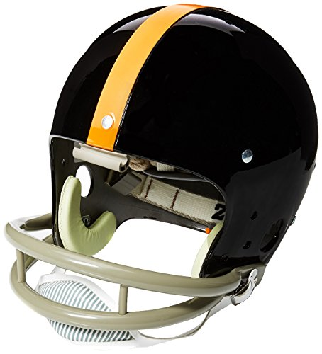 Steelers Pittsburgh Throwback Helmet (NFL Pittsburgh Steelers TK Suspension 63-76 Helmet)