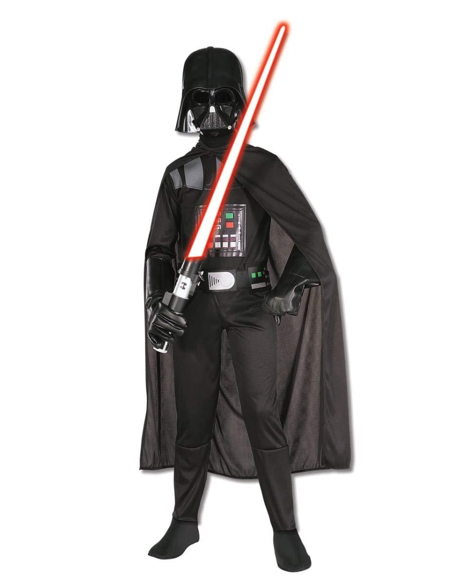 Horror-Shop Traje de Darth Vader S: Amazon.es: Juguetes y juegos