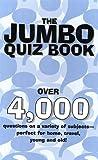 The Jumbo Quiz Book, Random House Value Publishing Staff, 0517205025