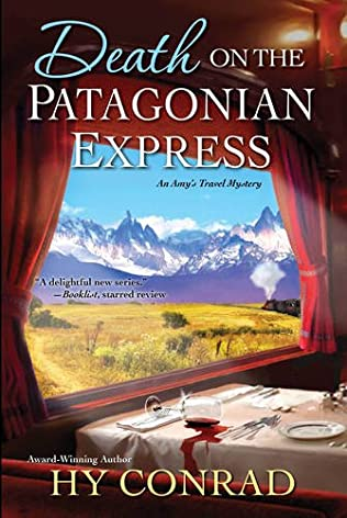 book cover of Death on the Patagonian Express