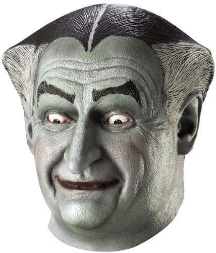 Rubie's Costume Co The Munsters-Grandpa Mask (Munsters Halloween Costumes)