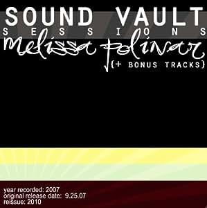 Sound Vault Sessions {+ Bonus Tracks} 2010 Reissue