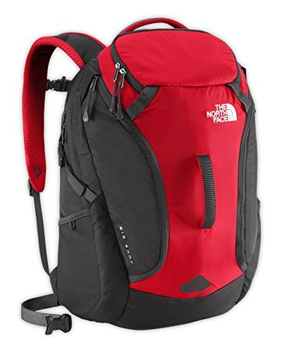 The North Face Big Shot Backpack TNF Red/Asphalt Grey