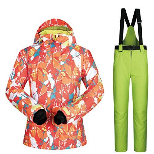 Zero Sakuldes 03 Coat Winter Sci Pantaloni Donna Below E Giacca Da Snowsuit qfAwqX